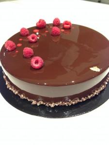 Chocolat-fruits rouges