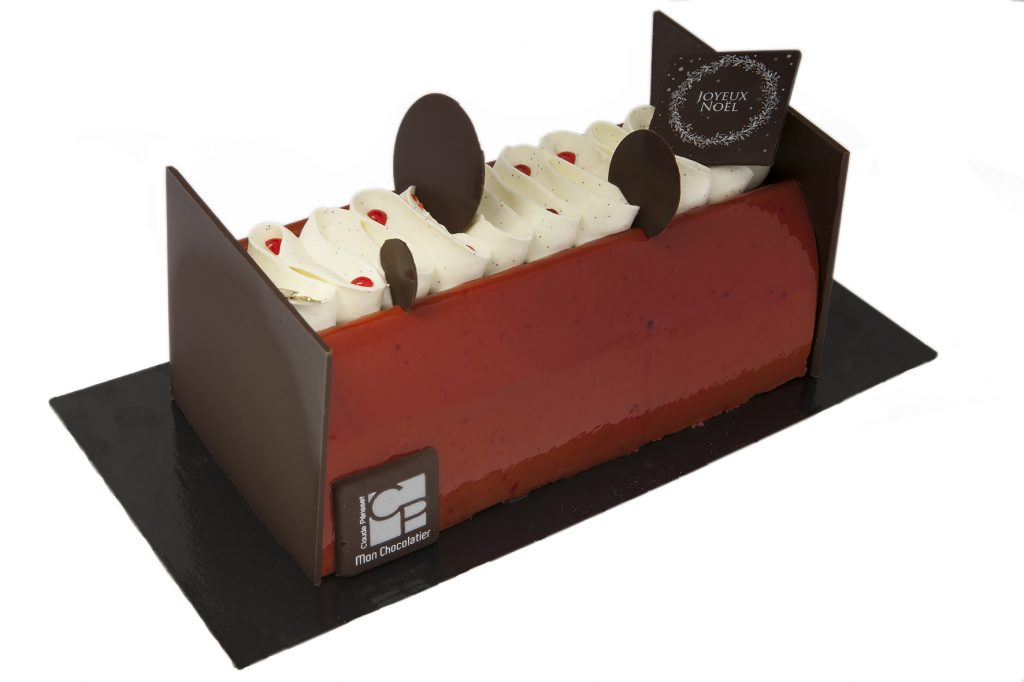 BUCHE FRUITS ROUGES