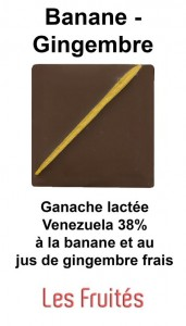 Banane Gingembre
