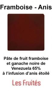 Framboise Anis
