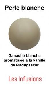 Perle blanche