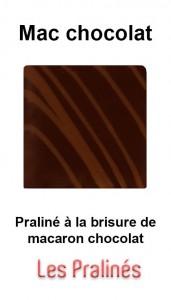 Mac chocolat